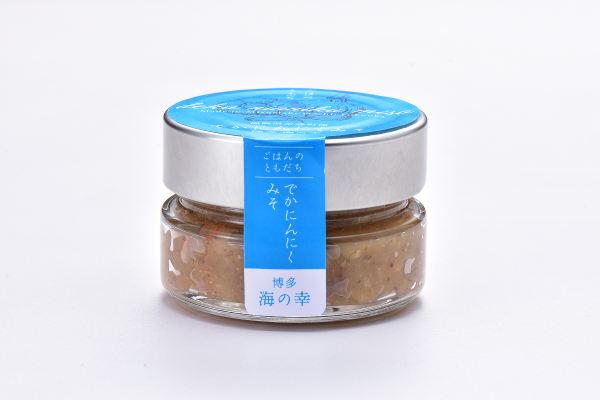 水巻のでかにんにく味噌博多海の幸